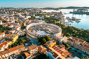 What to do in Pula, Croatia