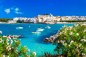 Beat the crowds: Puglia