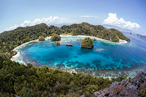 Beat the crowds: Raja Ampat