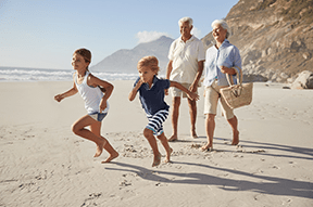 Destinations For Grandparents To Take Their Grandchildren
