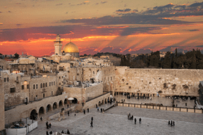 Explore the history of Jerusalem's Old City