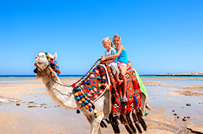Four nights in Hurghada, Egypt for £664 per person