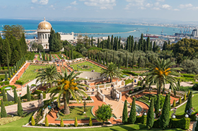 Road-trip to the bustling port of Haifa